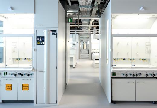 System DELTA 30 Laborabzüge